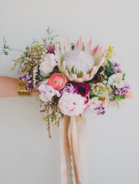 Green+Wedding+Shoes+DIY+Wedding+Bouquet