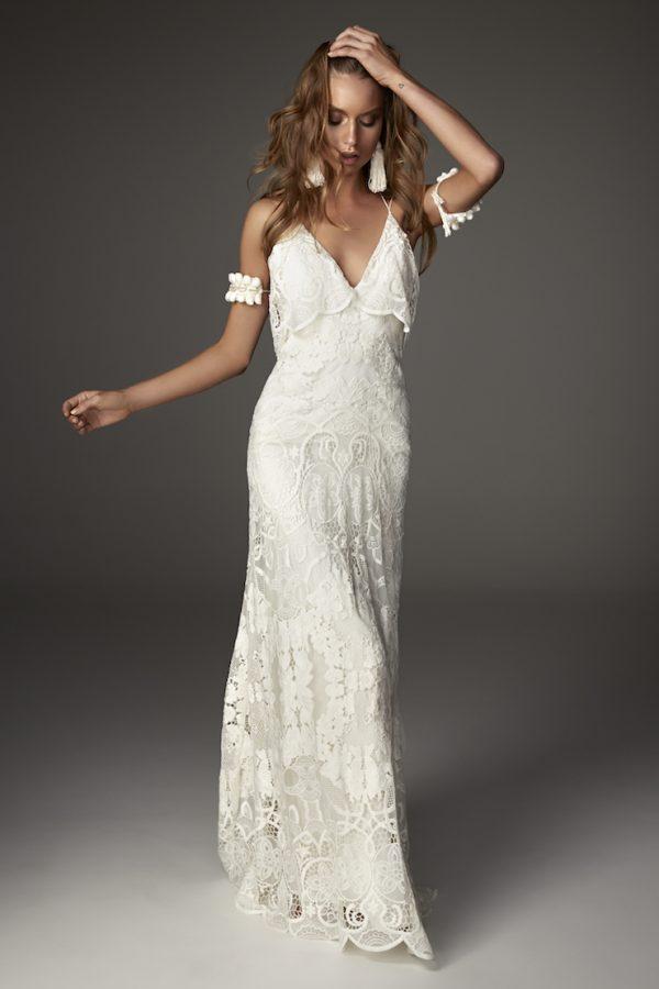 Wedding dress inspiration - Rue de Seine @Sheer ever after