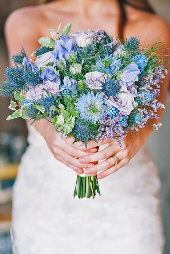 Indigenous And Wild Flower Filled Wedding Bouquets Sheer Ever