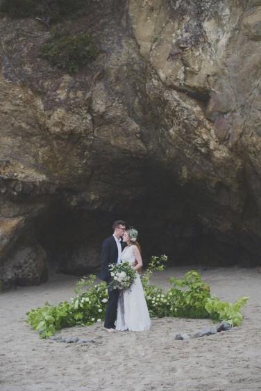 Extraordinary wedding ceremony