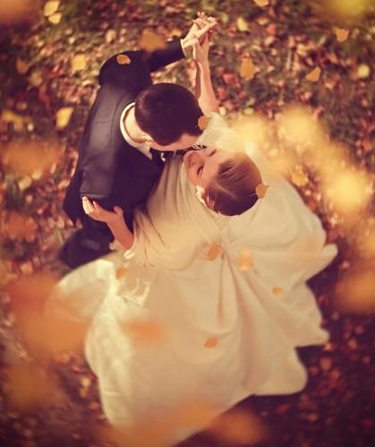 Amazing and romantic wedding photography