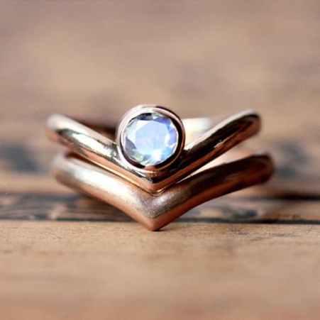 Amazing and elegant wedding rings