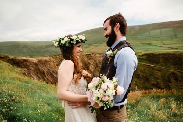 Sheer Ever After weddings Unique and offbeat bridal inspiration